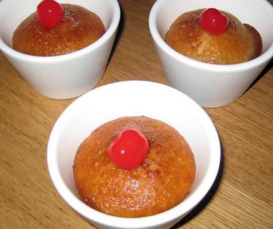 Recette de baba au rhum et raisin rapide et facile un - Recette de cuisine facile et rapide dessert ...