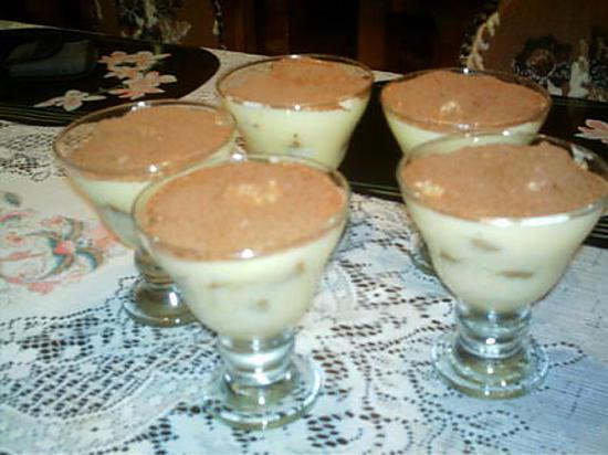 Recette tiramisu speculoos sans blanc en neige recettes de tiramisu - Tiramisu speculoos sans oeuf ...