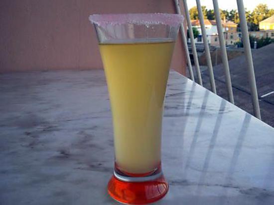 819e7fd2a89 Recette de Cocktail litchi ananas sans alcool