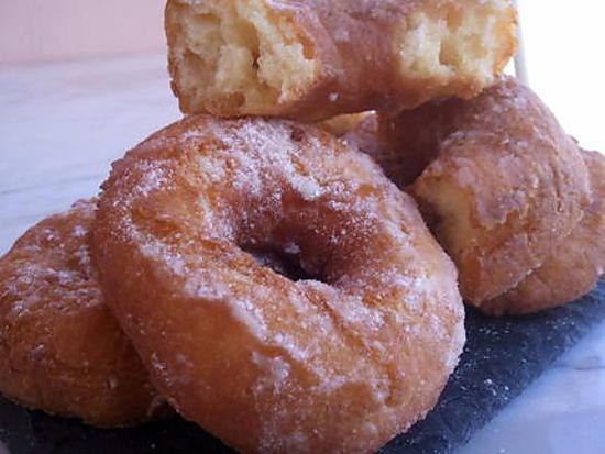 Recette De Beignet Type Donuts Hyper Facile