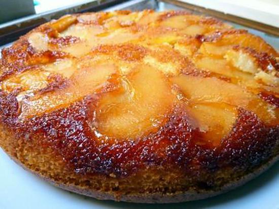 Recette De Cake Au Poire