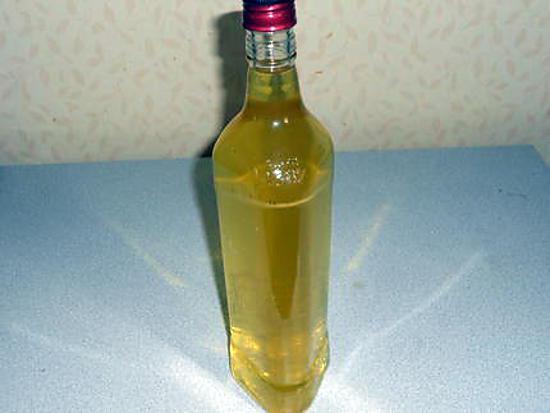 recette limoncello