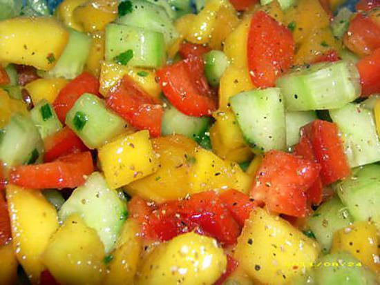 salade diététique minceur
