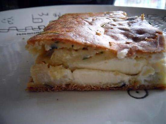 Recette Cake Au Thon Et Kiri