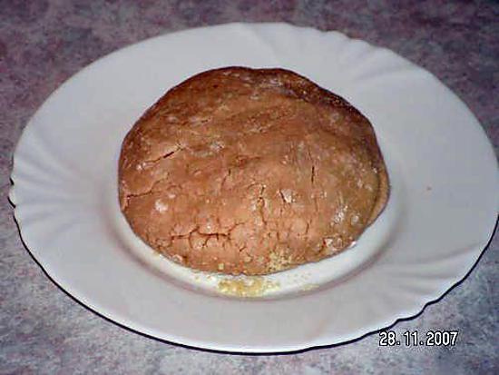 """recette Pâte d'amande """"maison"""""""