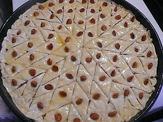 Recette de baklawas simple et rapide - Recette de cuisine facile et rapide dessert ...