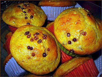 recette Muffins d'hiver