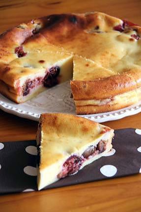 recette Gâteau aux petits-suisses & aux figues