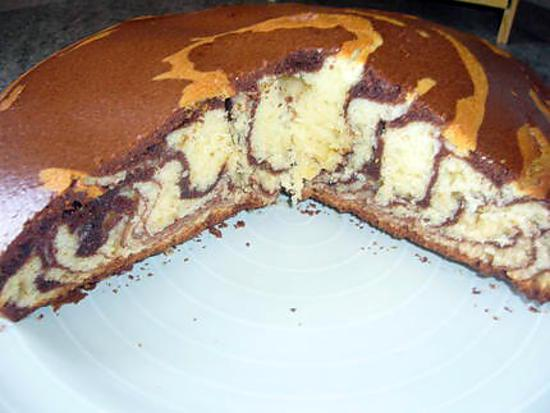 Gateau coco nestle