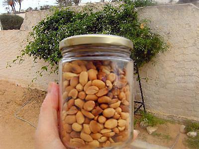 recette Griller des cacahuètes au four palestinien