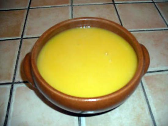Recette de soupe au potiron par namounet - Soupe potiron cocotte minute ...