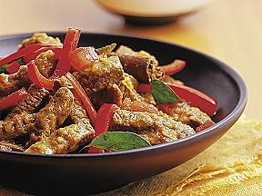recette Curry de bœuf à la mode du Kerala