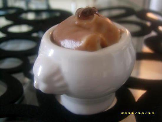 recette crème patissière au nutella de melle caprice