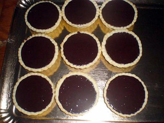 recette Tarte au chocolat de frédéric Anton(Master chef)