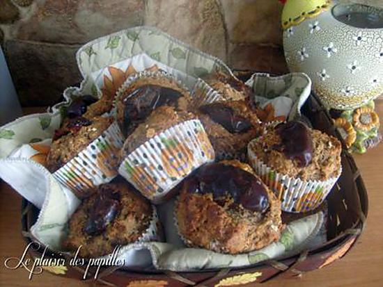 recette Muffins aux dattes (3)