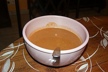 recette Soupe betterave, carottes et pommes de terre (Recette pour COOK'IN ou THERMOMIX)