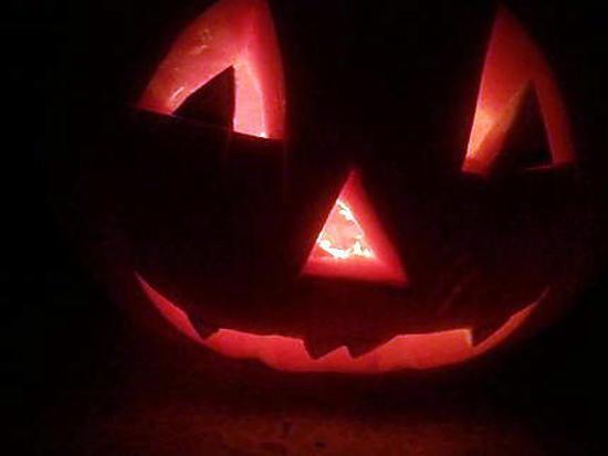recette Notre 1ère Citrouille d'Halloween !!!!