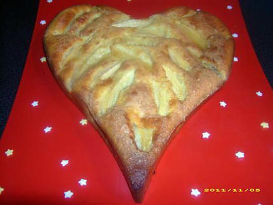 recette un amour de gâteau