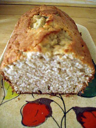 recette CAKE A LA BANANE