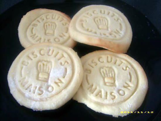 recette mes biscuits maison aux zestes de citron