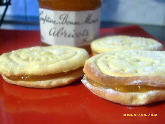 Recette de mes biscuits maison la confiture d 39 abricots - Confiture d abricots maison ...