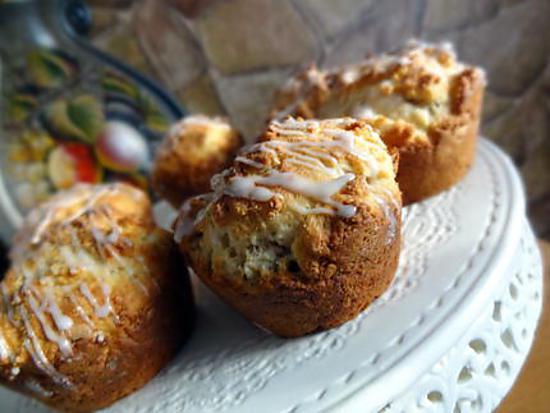recette Muffins à l'érable