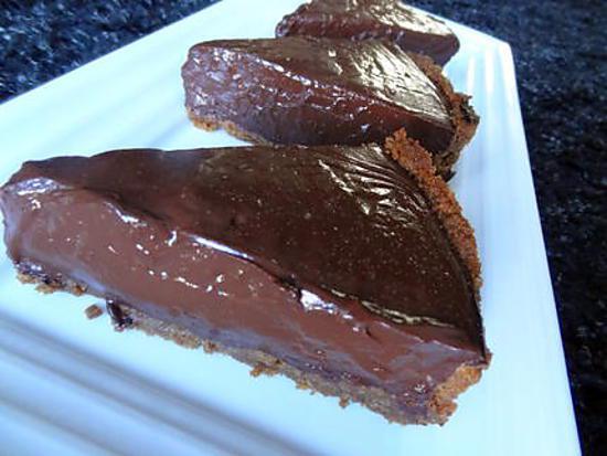 Gateau au chocolat avec danette