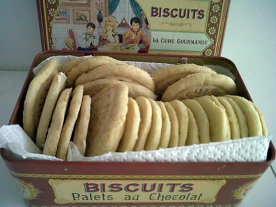 recette Biscuits maison orange cannelle