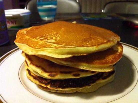 recette Pancakes trop moelleux!!!