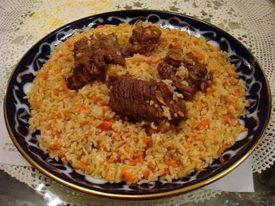Recette de polo cuisine ouighour - Recettes cuisine alsacienne traditionnelle ...