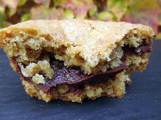 recette de croustillant au chocolat et flocons d avoine