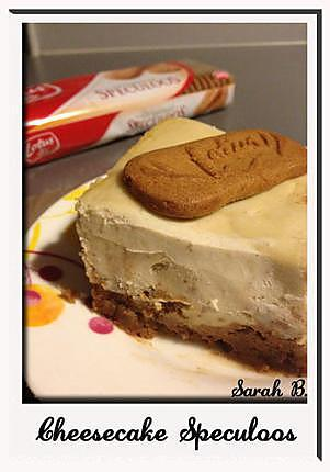 recette Cheesecake Speculoos - 2eme version