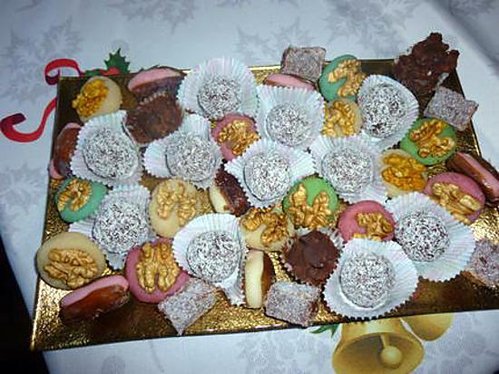 recette Bonne fêtes de fin d'année 2011 à tous