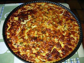 recette de tarte aux courgettes sans p 226 te par doudou compagnie