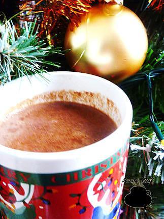 recette Chocolat chaud à la cerise