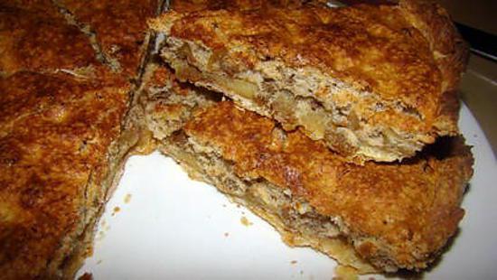 recette Tarte Osgood (recette traditionnelle du sud des Etats-Unis)