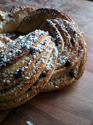 recette Ooo Encore un kringle : Coco, Cannelle & Chocolat ooO