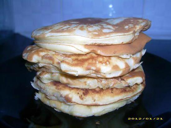 recette mes pancakes moelleux (chandeleur)