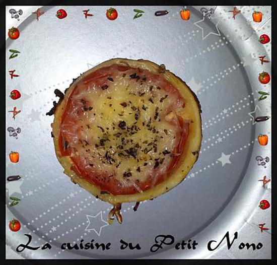 recette de mini tarte a la tomate et moutarde. Black Bedroom Furniture Sets. Home Design Ideas