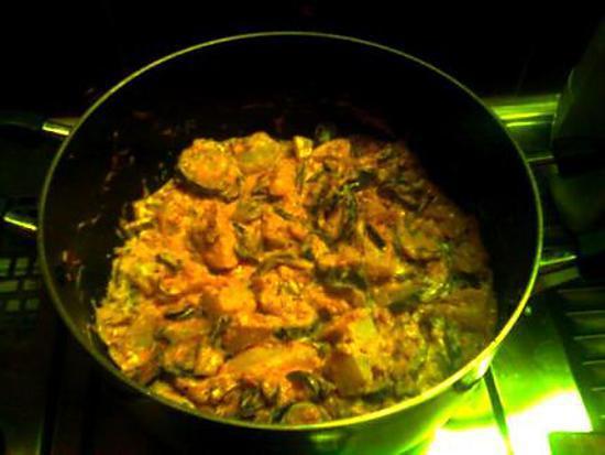 recette Courgettes a la mascarpone