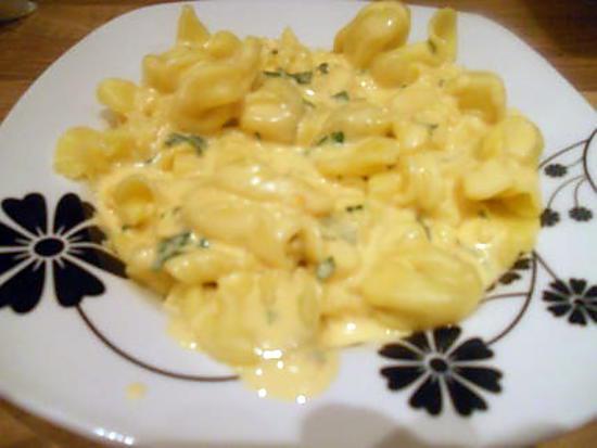 Recette de sauce au fromage super rapide et facile - Recette cuisine facile et rapide ...