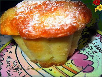 Les meilleures recettes de muffin vanille sans levure - Cuisine sans matiere grasse ...