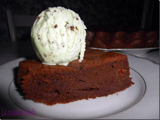 recette Moelleux au chocolat de Cyril Lignac