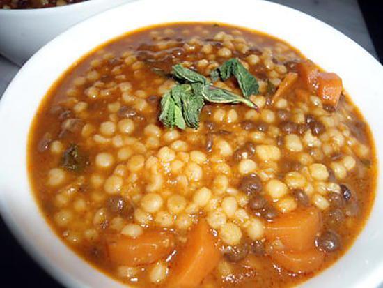 Recette d 39 aych petits plombs aux lentilles a l 39 algerienne for Dicor de cuisine algerienne