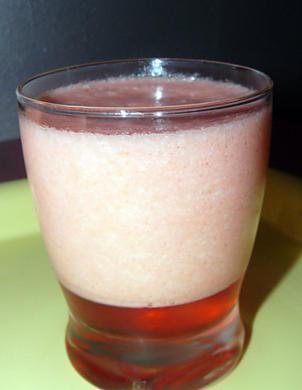 recette Mousse aux fraises Tagada ®