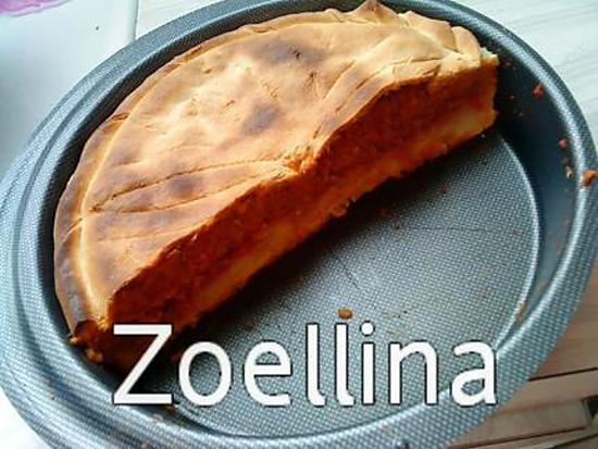 recette de tourte a la viande par zoellina. Black Bedroom Furniture Sets. Home Design Ideas