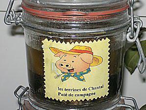recette paté de campagne maison