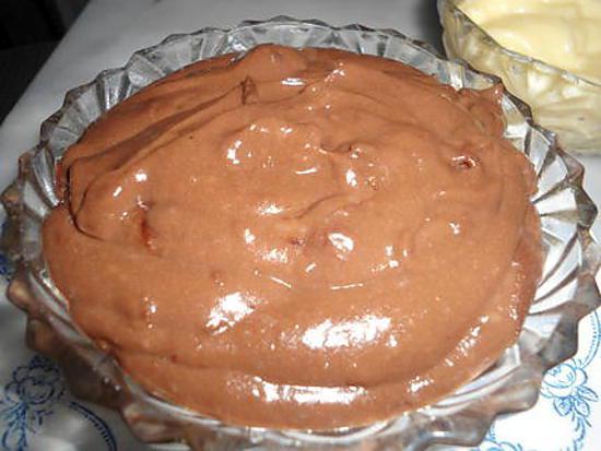creme patissiere au chocolat recette