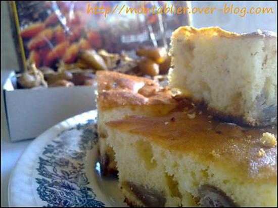 recette Gâteaux aux dattes: