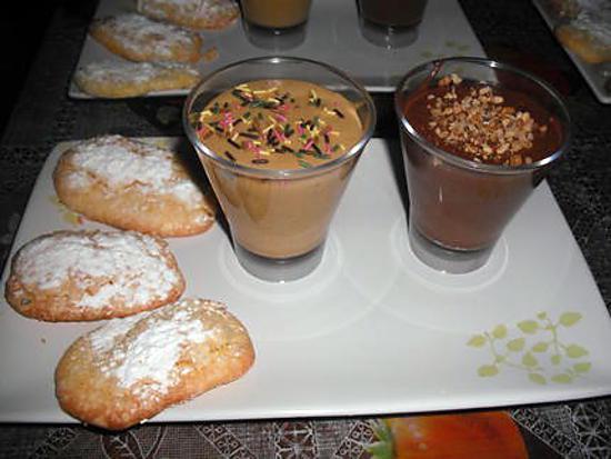 Recette de petits desserts gourmands - Recette de mini dessert gourmand ...
